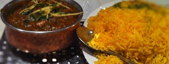 Indian Palace is one of Indische Restaurants.