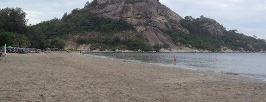Khao Ta-Kiab Beach is one of เที่ยวทะลุ 20 ที่ในหัวหิน.