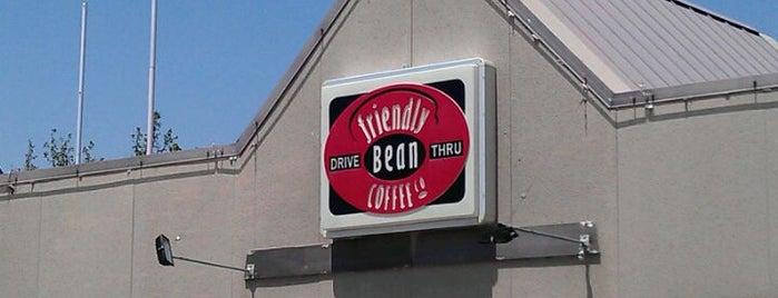 The Friendly Bean is one of สถานที่ที่ Sean ถูกใจ.