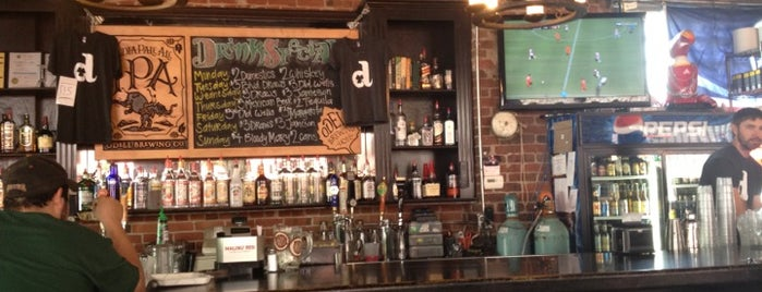 Dempsey's Burger Pub is one of Top Picks for Restaurants/Food/Drink Spots.