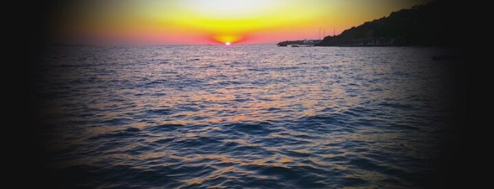 Feza Guney Beach is one of Bodrum Deniz.