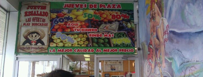 La Plaza Tapatia is one of Columbus International Markets.