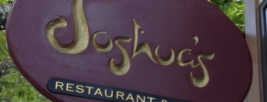 Joshua's is one of Woodstock, NY.