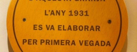 Granja M. Viader is one of La otra Barcelona.