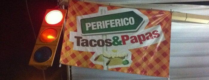 Tacos & Papas Periférico is one of Monterrey.