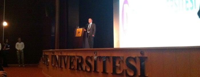 """Doğuş Üniversitesi is one of Kampüs Havasını """"Hisset""""."""