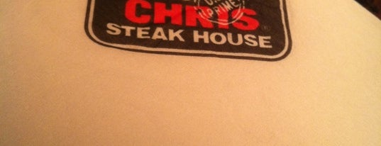 Ruth's Chris Steak House is one of Tempat yang Disimpan Lizzie.