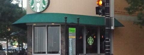 Starbucks is one of Jason Ticus - Coffee Shops.