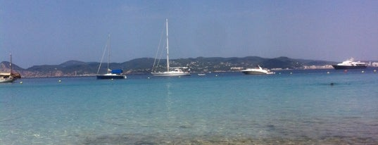 Cala Bassa is one of Rafael's Saved Places.