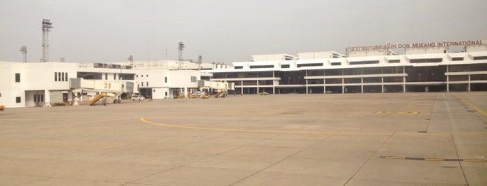 ท่าอากาศยานดอนเมือง (DMK) is one of AIRPORT.