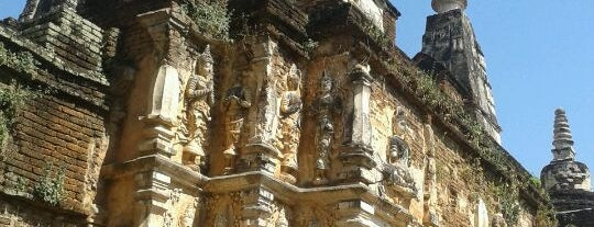 Wat Jed Yod is one of Trips / Thailand.