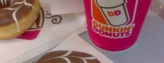 Dunkin' Donuts is one of Great places for everything.