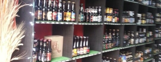 The Beer Company is one of Orte, die Jorge gefallen.