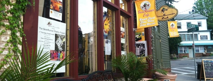 BeanRunner Cafe is one of Tempat yang Disimpan Jesse.