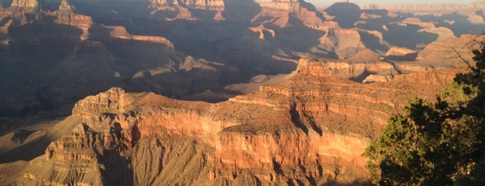 Grand Canyon National Park is one of Top photography spots.