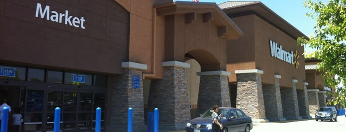 Walmart Supercenter is one of SAN DIEGO CA.