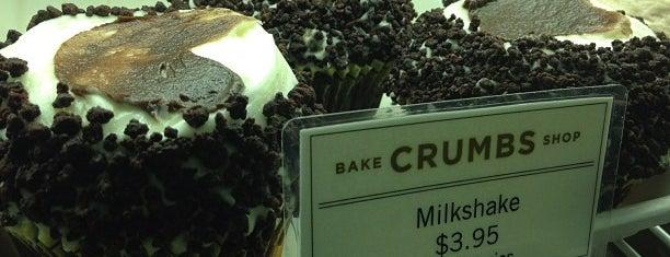 Crumbs Bake Shop is one of Andrew 님이 좋아한 장소.