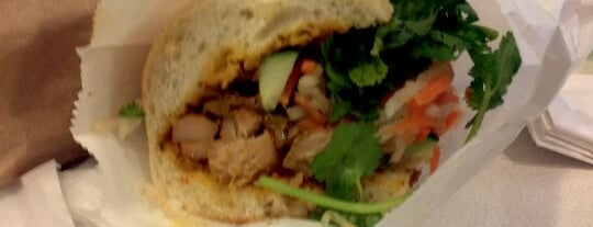 Banh Mi Saigon Bakery is one of Places Percolate People (P)eat.