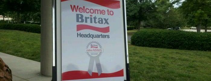 Britax is one of Lugares guardados de Raine.