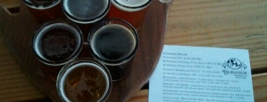 Burnside Brewing Co. is one of Visiting Portland.