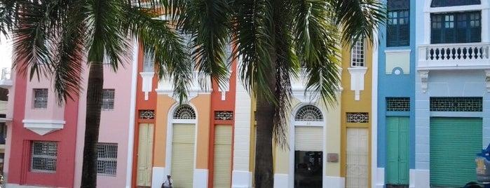 Centro Histórico is one of Locais curtidos por Isabelle.