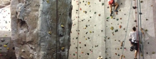 Atlanta Rocks! Indoor Climbing Gym is one of Rebecca: сохраненные места.