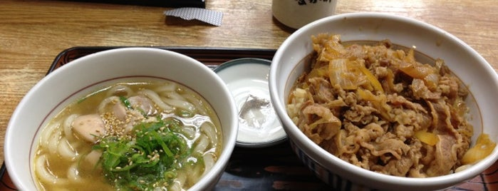 Nakau is one of Tempat yang Disukai まるめん@下級底辺SOCIO.