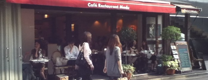 Café Madu is one of カフェ.