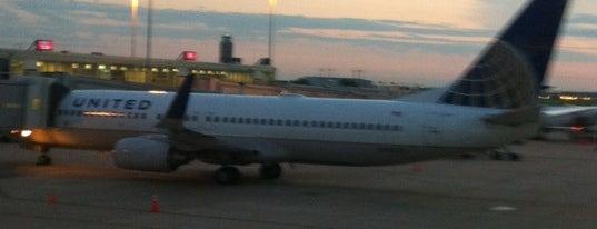 Tulsa International Airport (TUL) is one of AIRPORT.