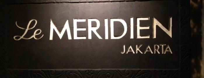 Le Méridien Jakarta is one of Lugares favoritos de G.