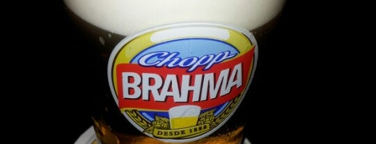 Quiosque Chopp Brahma is one of Bares de Barão.