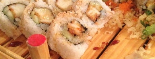 Wasabi Sushi Bar is one of Where to eat and drink downtown.