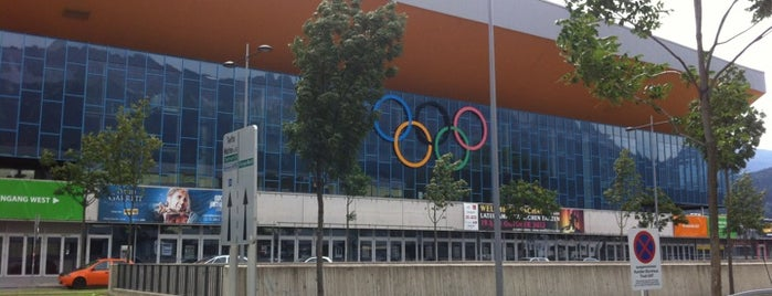 Olympiahalle is one of Europe.