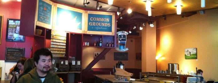 Common Grounds is one of Tempat yang Disimpan Ryan.