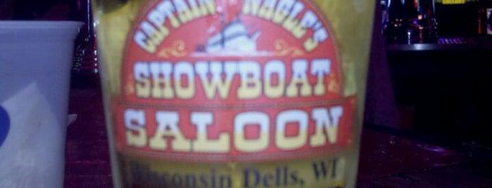 Showboat Saloon is one of Posti che sono piaciuti a Jillian.
