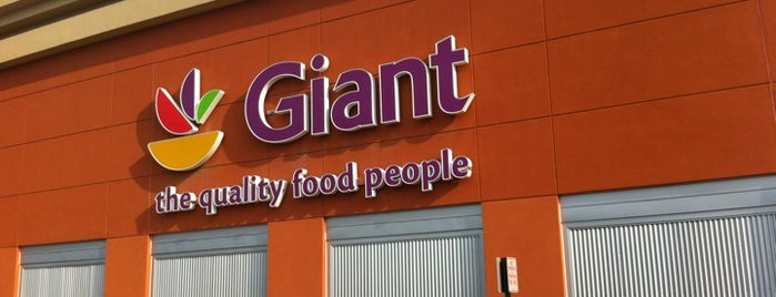 Giant Food is one of Toonさんのお気に入りスポット.