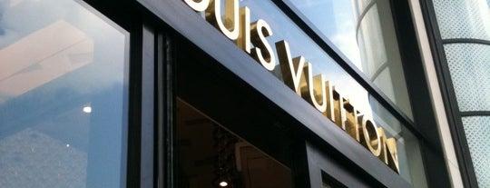 Louis Vuitton is one of Paris.