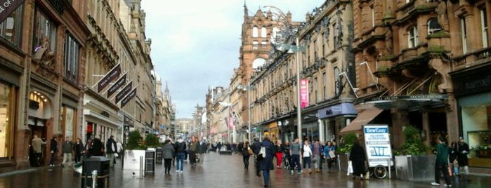 Buchanan Street is one of United Kingdom.