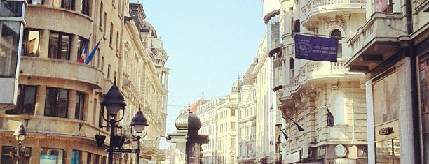 Knez Mihailova Caddesi is one of Belgrade.