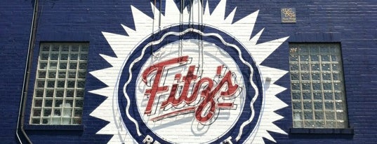 Fitz's is one of St. Louis.