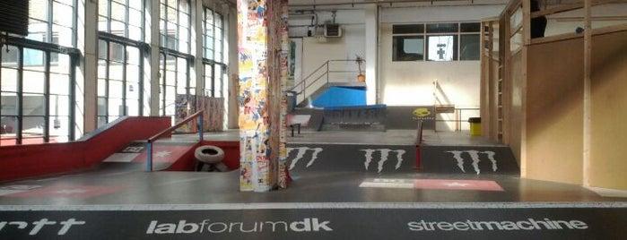 Copenhagen Skatepark is one of Copenhagen.