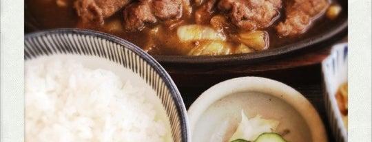 レストラン神谷 is one of さっしーのお気に入り.