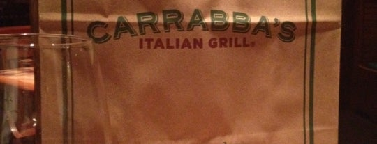 Carrabba's Italian Grill is one of Gluten Free menus.