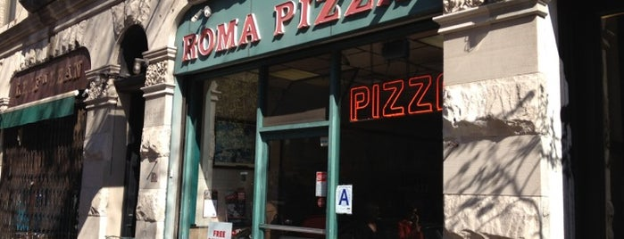 Roma Pizza is one of Where I Go In Park Slope.