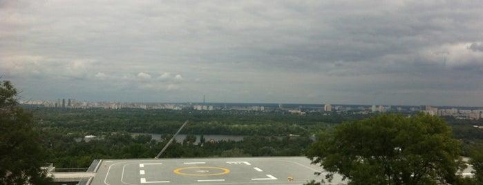 Смотровая площадка is one of Kiev_travel.