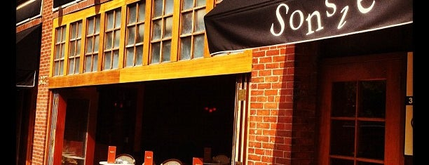 Sonsie is one of Boston's Best Foods.