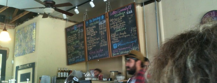 The Foundry Coffee + Community is one of To-Do SA.