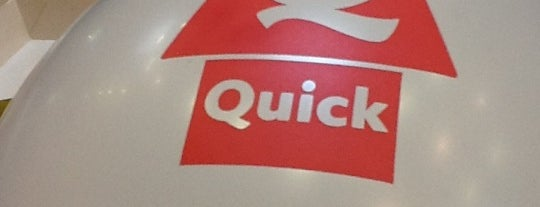 Quick is one of Locais curtidos por Slotina.