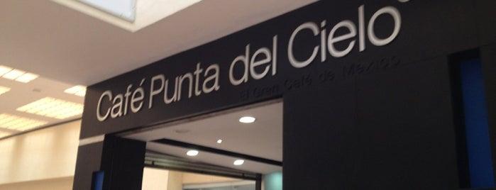 Cafe Punta del Cielo is one of Tempat yang Disukai Pablo.