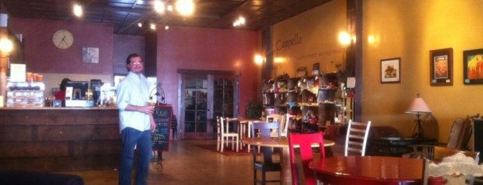Cappella Coffee House is one of Trevor 님이 저장한 장소.
